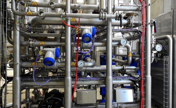 industriele installatie